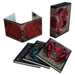 Dungeons and Dragons - 5th Edition - Core Rulebook Gift Set Limited Special Edition