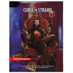 Dungeons and Dragons - 5th Edition - Curse of Strahd