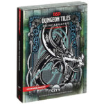 Dungeons and Dragons - 5th Edition - Dungeon Tiles Reincarnated: City