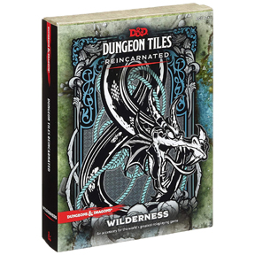 Dungeons and Dragons - 5th Edition - Dungeon Tiles Reincarnated: Wilderness