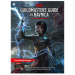 Dungeons and Dragons - 5th Edition - Guildmasters Guide to Ravnica
