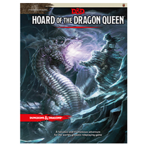 Dungeons and Dragons - 5th Edition - Hoard of the Dragon Queen