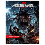 Dungeons and Dragons - 5th Edition - Monster Manual