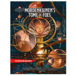 Dungeons and Dragons - 5th Edition - Mordenkainen's Tomb of Foes