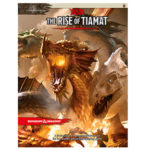 Dungeons and Dragons - 5th Edition - Rise of Tiamat