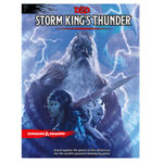Dungeons and Dragons - 5th Edition - Storm King's Thunder