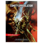 Dungeons and Dragons - 5th Edition - Tomb of Annihilation