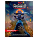 Dungeons and Dragons - 5th Edition - Waterdeep Dragon Heist