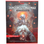 Dungeons and Dragons - 5th Edition - Waterdeep Dungeon of the Mad Mage Map Pack